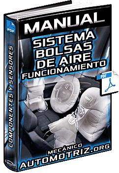 Manual: Sistema de Bolsas de Aire – Sensores, Funcionamiento, Activación y Componentes