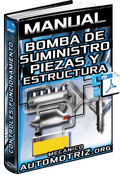 Manual: Bomba de Suministro – Estructura, Componentes, Controles y Funcionamiento