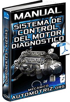 Manual de Sistema de Control del Motor – Diagnóstico, Componentes y Sensores