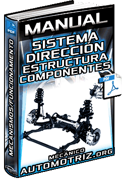 Manual de Sistema de Dirección - Mecanismos, Estructura y Funcionamiento