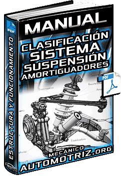 Manual: Sistema de Suspensión y Amortiguadores – Tipos, Estructura y Funciones