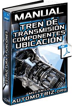 Manual de Tren de Transmisión - Componentes, Ubicación, Estructura y Funciones