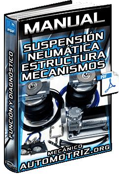 Manual: Suspensión Neumática – Estructura, Sensores, Actuadores y Diagnóstico