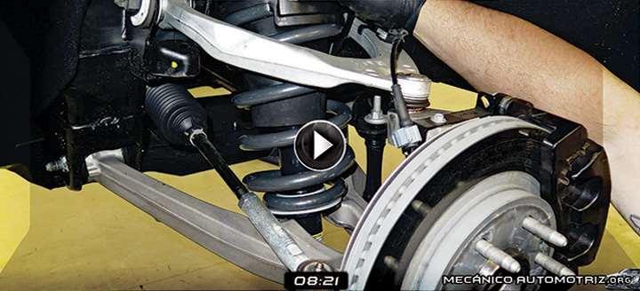 Vídeo: Cambio de Rótula de Suspensión de Chevrolet – Herramientas y Procedimiento