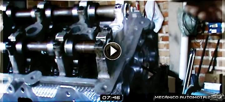 Vídeo de Montaje del Árbol de Levas – Procedimiento de Armado y Sincronización