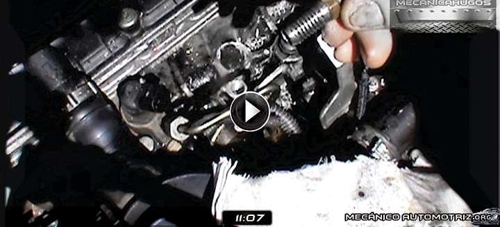 Vídeo de Roscado Interior en la Tapa del Cilindro del Motor - Pasos y Procedimiento