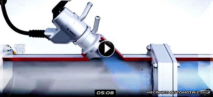 Vídeo del Sistema Bosch de Motores Diésel para Neutralizar el Óxido de Nitrógeno